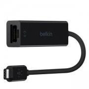 Адаптер Belkin USB Type-C to Gigabit Ethernet Adapter, F2CU040BTBLK