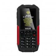 Evolveo Strongphone X3, vízálló mobiltelefon fekete