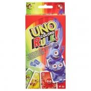 Mattel Uno Kolory Rządzą DWV64