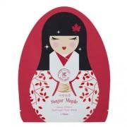 Avon Hydrogelová pleťová maska Glass Effect Sugar Maple (Hydrogel Face Mask) 1 ks