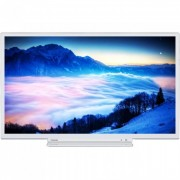 "Toshiba 32W3864DG LED TV 32"" HD Ready SMART T2 white uni-stand"