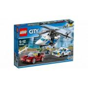 Lego Конструктор Lego City Police Стремительная погоня 60138