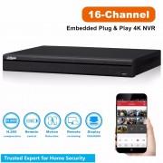 Original dahua NVR5216-4KS2 English 16ch NVR Onvif 16 Channel 4K Professional CCTV System Onvif H.265