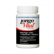 Longo Vital +E Energi 220 stk Dietary Supplements