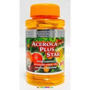 Acerola Plus Star 60 db rágótabletta magas C-vitamin tartalommal - StarLife