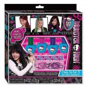 Monster High Freaky Fab Hair FX Hair Chox and Beading Kit by Fashion Angels toy gift idea birthday