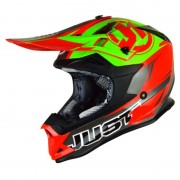 JUST1 J32 Pro Rave Casca Motocross Marime XL 58-59 cm
