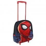 Spiderman Rode Spiderman reistas trolley voor kids