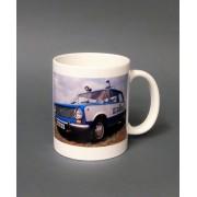 Rendőrség pohár