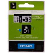 Dymo 45800 Nastro nero su trasparente Originale S0720820