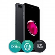 Apple Iphone 7 Plus - 128gb - Grado B - Nero Opaco