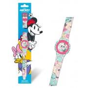Disney Minnie digitális gyermek karóra