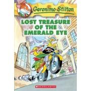 Lost Treasure of the Emerald Eye, Paperback