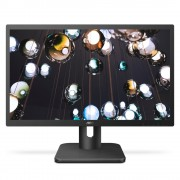 "Monitor MVA, AOC 21.5"", 22E1Q, 5ms, 20Mln:1, HDMI/DP, Speakers, FullHD"