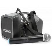 Vonyx 178.869 St-010 Megafono Con Micro Inalambrico