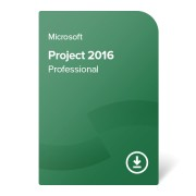 Microsoft Project 2016 Professional (H30-05445) certificat electronic