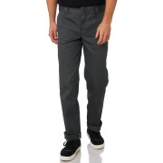 Dickies Polyester Cotton Charcoal Wrinkle Resistant Mens Trouser Pant