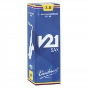 Vandoren - V21 Tenor Sax 3,5 Schachtel mit 5 Blättern