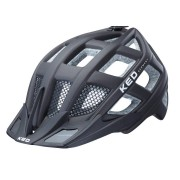 KED Cykelhjälm Crom Black matt storlek L 57-62 cm