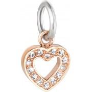 Morellato Pandantiv din oțel Drops Charms Heart SCZ617