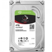 Твърд диск seagate hdd desktop iron wolf guardian nas(3.5/4tb/sata 6gb/s/rpm 5900), st4000vn008