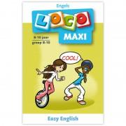 Noordhoff Uitgevers Loco Maxi: Easy English