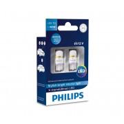 SET 2x LED Bec auto Philips X-TREMEULTION 127994000KX2 T10 W2,1x9,5d/0,8W
