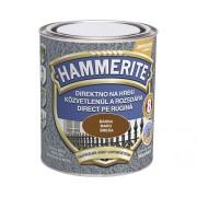 Email pentru metal Hammerite lovitura de ciocan, maro 0,75 l