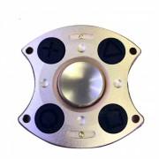 OJADE juego manija Spinner EDC juguete con minutos de tiempo de giro - de oro