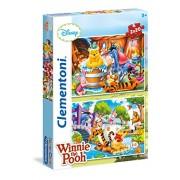 Clementoni Winnie The Pooh Puzzle (40 Piece)