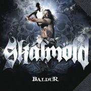 Skalmöld Baldur CD-multicolor Onesize Unisex