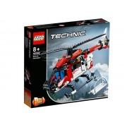 ELICOPTER DE SALVARE - LEGO (42092)
