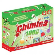 Science4you - chimica 1000 - gioco educativo e scientifico