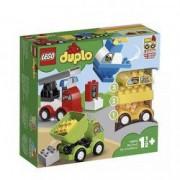 LEGO DUPLO Primele mele masini creative 10886 pentru 1+