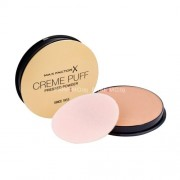 Max Factor Creme Puff Pressed Powder 21g Грим за Жени Нюанс - 05 Translucent