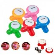 Mini aparat de masaj portabil cu 3 degete Mimo Massager XY3199