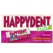 CHICLE HAPPYDENT FRESA 200 UDS.