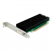Placa video low profile NVIDIA QUADRO NVS290 256 MB GDDR3, DMS-59