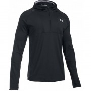 Under Armour NoBreaks Hood Heren - Male - Zwart - Grootte: 2X-Large