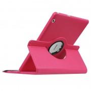 Bolsa Rotary Folio para Huawei MediaPad T3 10 - rosa choque