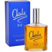 Revlon Charlie Blue Eau de Toilette para mulheres 100 ml