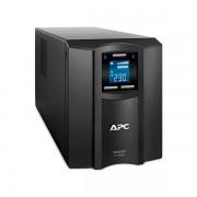 UPS APC Smart-UPS C line-interactive / sinusoidala 1500VA / 900W 8conectori C13, baterie RBC6, optional extindere garantie cu SMC1500I (APC)