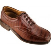 Action Synergy Fashion Line Pn477 Lace Up Shoes For Men(Brown)