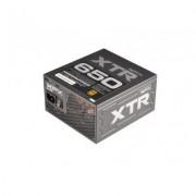 XFX Black Edition XTR 650W Full Modular (80+ Gold, 4xPEG, 135mm, Single Rail) + EKSPRESOWA WYSY?KA W 24H