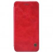 Capa com Cobertura Nillkin Qin Series para iPhone 6 - Vermelho