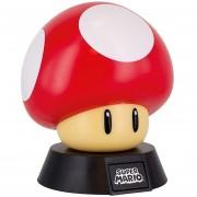 Lampara Super Mushroom Light de Super Mario Original Nintendo
