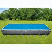 Intex Соларно покривало за басейн, правоъгълно, 975x488 см