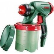 Pistol de pulverizare fina Bosch recipient vopsea 1000 ml accesoriu pentru sistemele PFS 3000-2 si PFS 5000 E