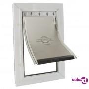 PetSafe Vratašca za Kućne Ljubimce 640 Aluminijska <45 kg 5015