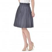 priere ウエストフリルプリーツスカート【QVC】40代・50代レディースファッション